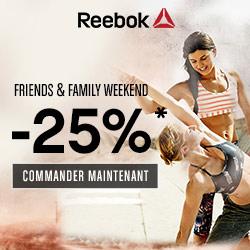 boutique en ligne de Reebok