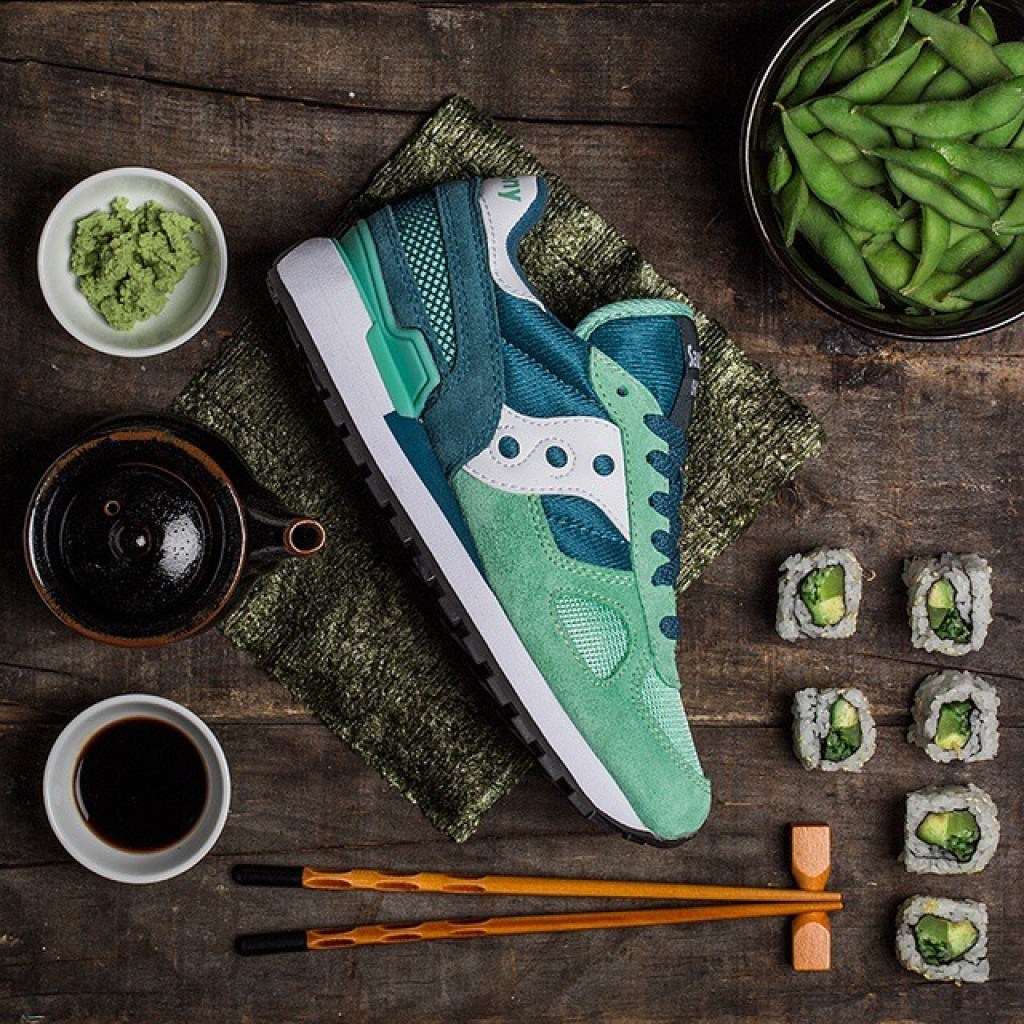 sushipack-green