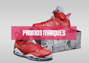 promos marques sneakers codes réduction