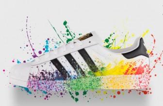"""Adidas lance sa collection """"Pride pack"""" en soutien à la communauté Gay !"""