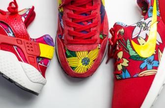 Nike Aloha Red Pack WMNS