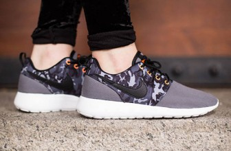 "[NIKE] Roshe Run Gs ""Camo"""